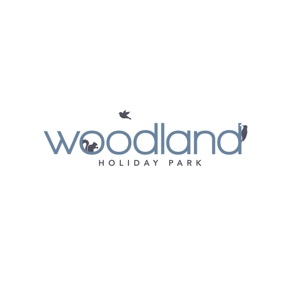 Woodland Holiday Park - Logo