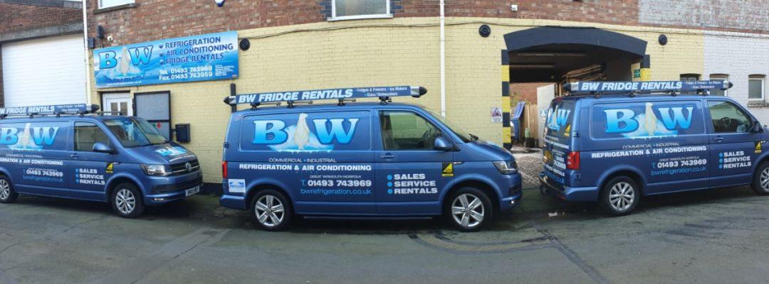 BW Support Vans